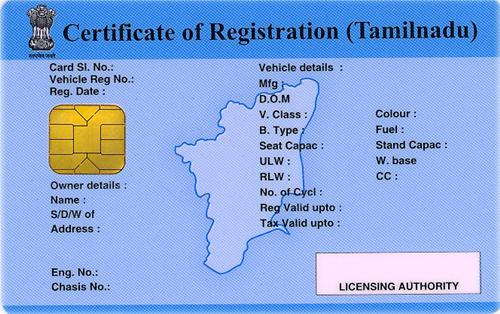 Original License, a must from September 1st says Tamil Nadu Government