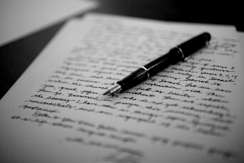 Confessions of a Writer