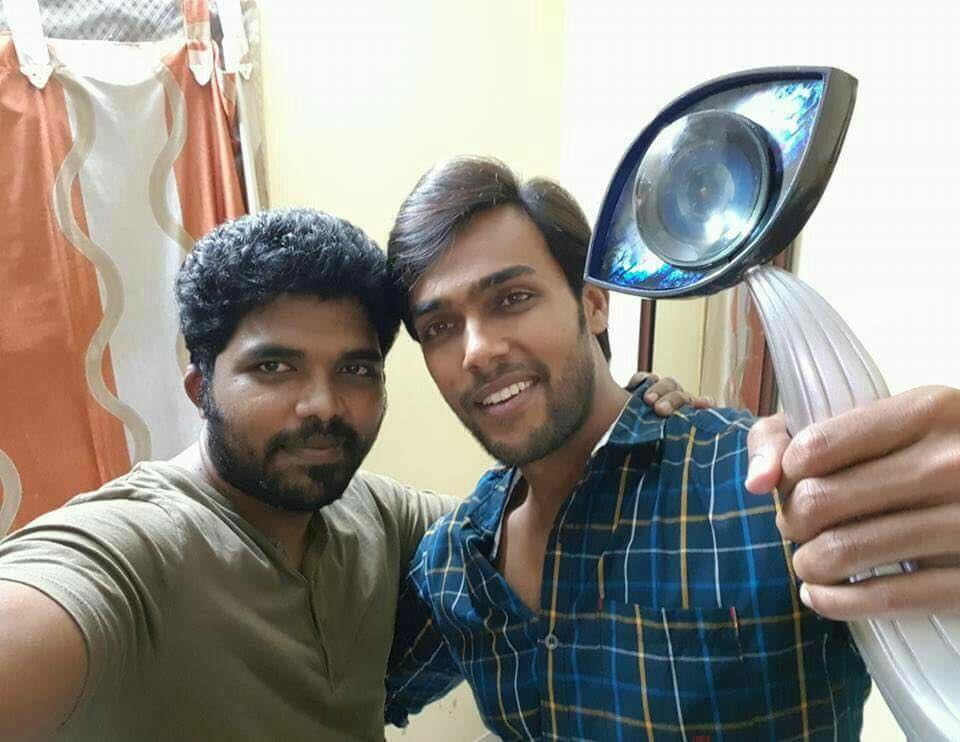 Vijay TV's Bigg Boss Tamil - Season 1: Unconventional Title Winner